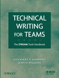Technical Writing for Teams Book cover