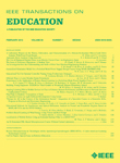 Education, IEEE Transactions on