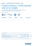 Computational Intelligence and AI in Games, IEEE Transactions on