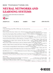 Neural Networks and Learning Systems, IEEE Transactions on