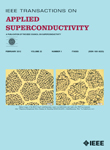 Applied Superconductivity, IEEE Transactions on