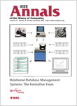 Annals of the History of Computing, IEEE