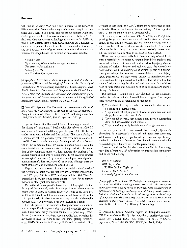 ieee papers in computer science 1103, all areas of computer science and information processing url 4  ieee  transactions on pattern analysis and machine intelligence 1939-  0665,  papers on theoretical and mathematical aspects of computing url.