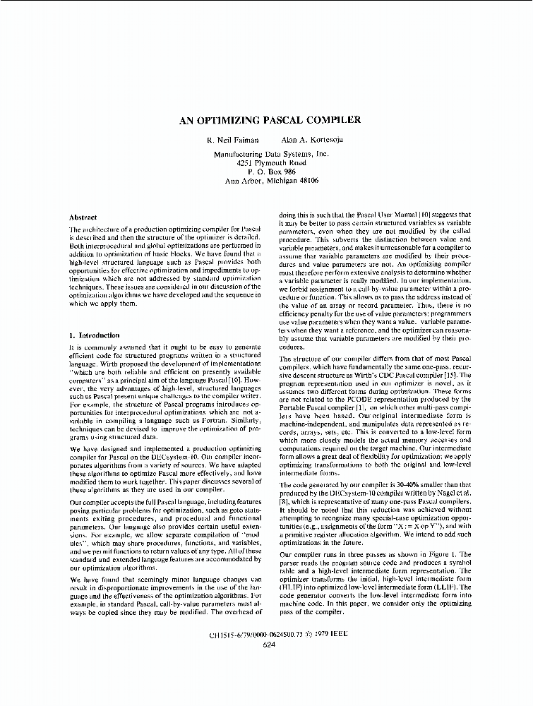 Ieee Xplore Conference Table Of Contents