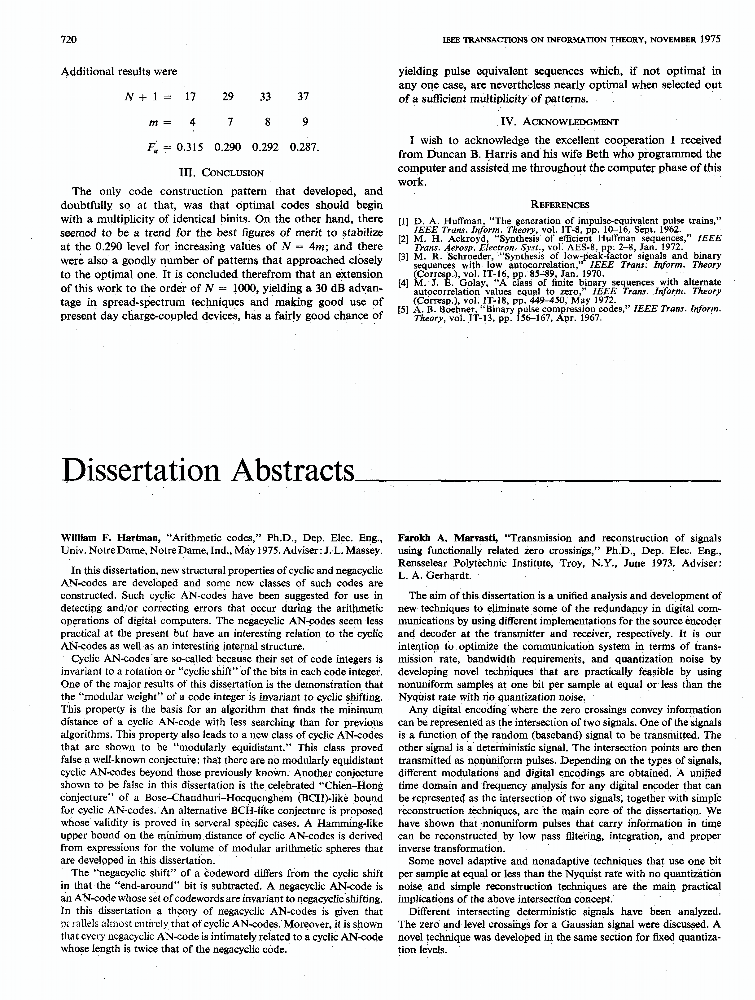 "ieee thesis Author(s) initial(s) surname(s), ""title of thesis,"" ms or bs thesis, abbrev dept, abbrev univ, city of univ, abbrev state, year referencing elements to cite: [#] reference number (matching the in-text citation number) author's first initial author's second initial, if provided author's last name(s) title of thesis."
