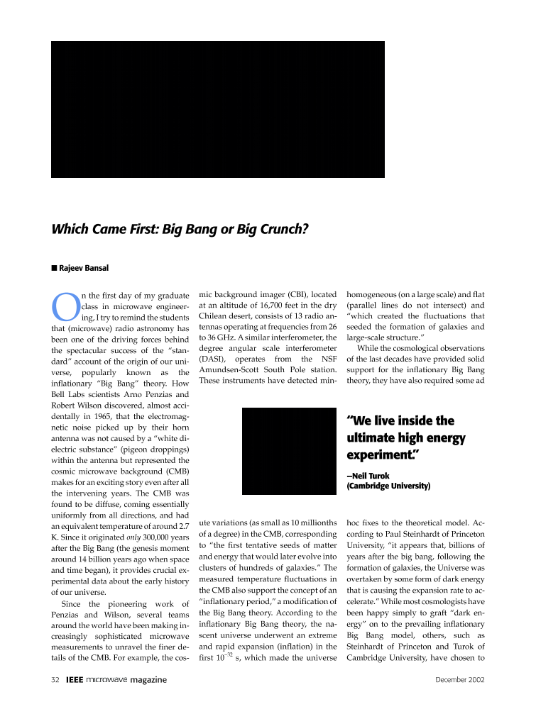 First Page Of The Article