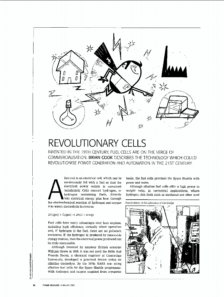 Revolutionary cells - IET Journals & Magazine