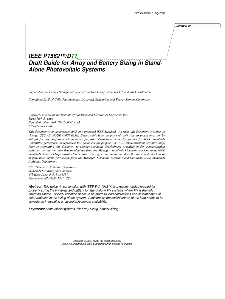 stand alone photovoltaic system thesis Tułodziecka, ewa (2016, august 5) optimizing energy storage size in a stand-alone residential pv system through charging frequencybusiness information management.