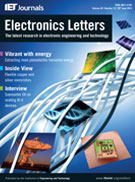 Electronics Letters